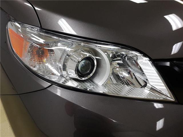 2017 Toyota Sienna  (Stk: 185661) in Kitchener - Image 11 of 21