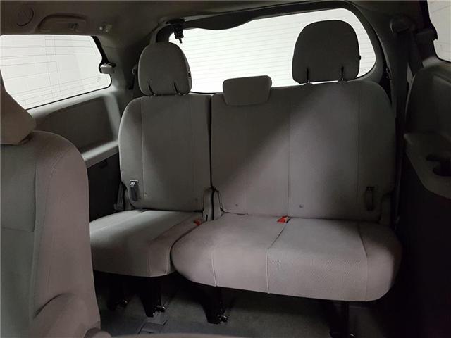 2017 Toyota Sienna  (Stk: 185661) in Kitchener - Image 18 of 21