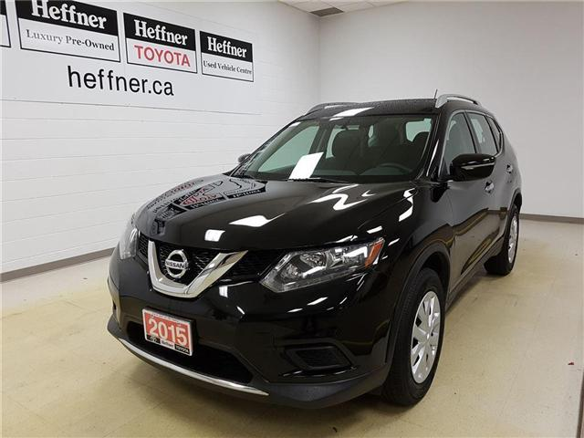 2015 Nissan Rogue  (Stk: 185807) in Kitchener - Image 1 of 20
