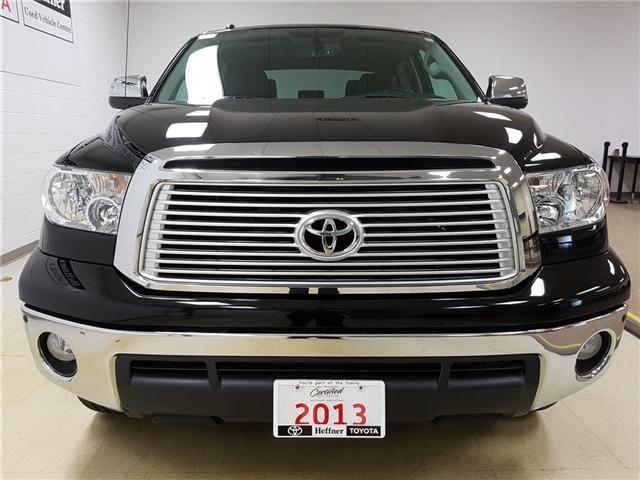 2013 Toyota Tundra Platinum 5.7L V8 (Stk: 185780) in Kitchener - Image 7 of 23
