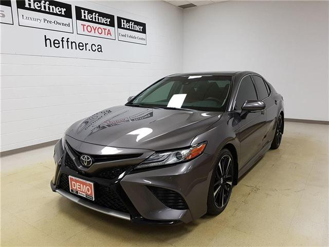 2018 Toyota Camry  (Stk: 180089) in Kitchener - Image 1 of 20
