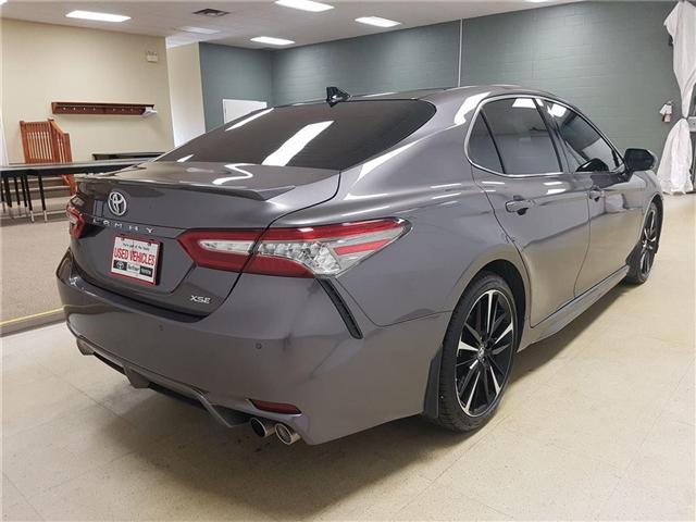 2018 Toyota Camry  (Stk: 180089) in Kitchener - Image 9 of 20