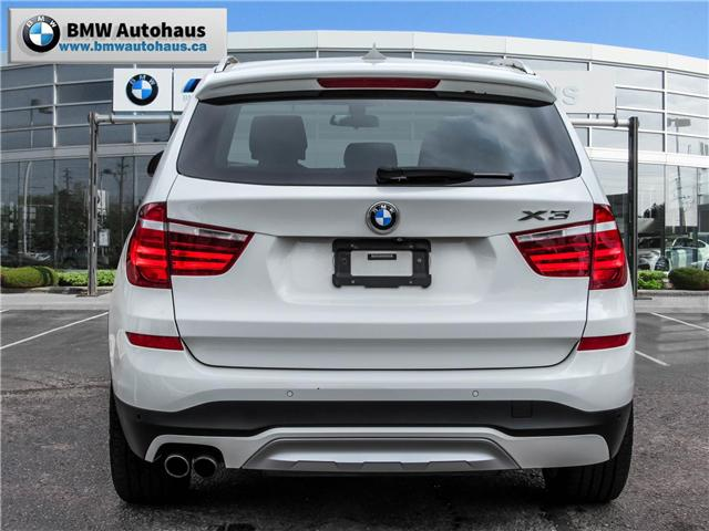 2015 BMW X3 xDrive28i (Stk: P8476) in Thornhill - Image 6 of 19