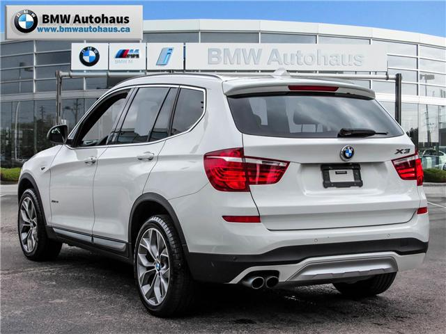 2015 BMW X3 xDrive28i (Stk: P8476) in Thornhill - Image 7 of 19