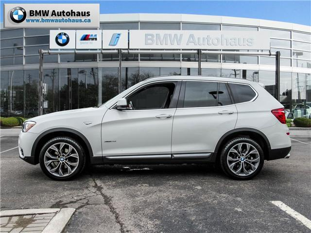 2015 BMW X3 xDrive28i (Stk: P8476) in Thornhill - Image 8 of 19