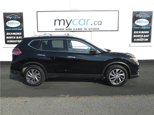2014 Nissan Rogue SL (Stk: 181162) in Richmond - Image 1 of 14