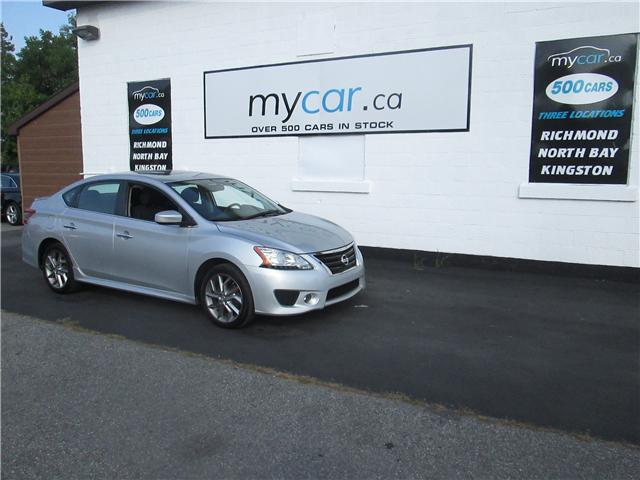 2014 Nissan Sentra 1.8 SR (Stk: 181191) in North Bay - Image 2 of 14