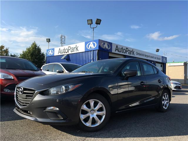 2015 Mazda Mazda3 GX (Stk: 15-08840) in Georgetown - Image 1 of 21