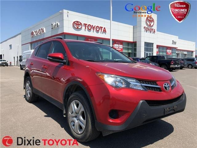 2015 Toyota RAV4 LE (Stk: D180189A) in Mississauga - Image 1 of 21