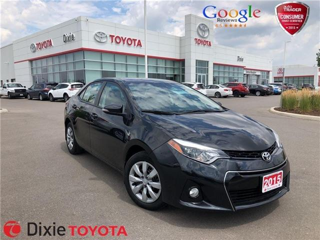 2015 Toyota Corolla S (Stk: D181914A) in Mississauga - Image 1 of 17