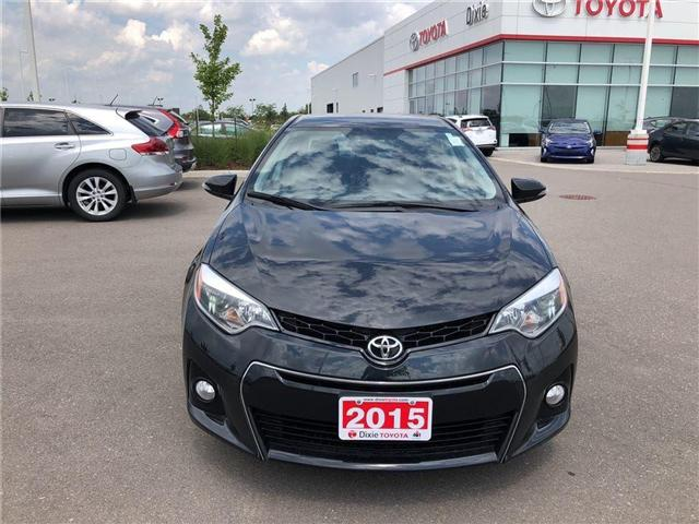2015 Toyota Corolla S (Stk: D181914A) in Mississauga - Image 2 of 17