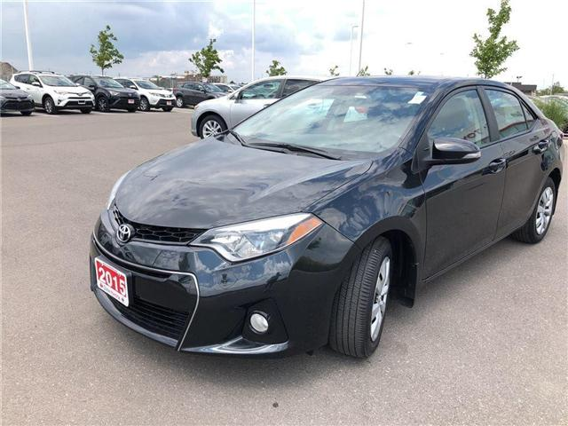 2015 Toyota Corolla S (Stk: D181914A) in Mississauga - Image 3 of 17
