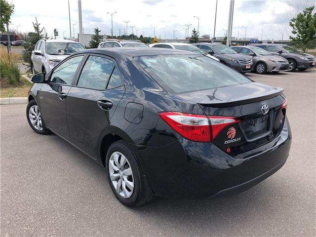2015 Toyota Corolla S (Stk: D181914A) in Mississauga - Image 5 of 17