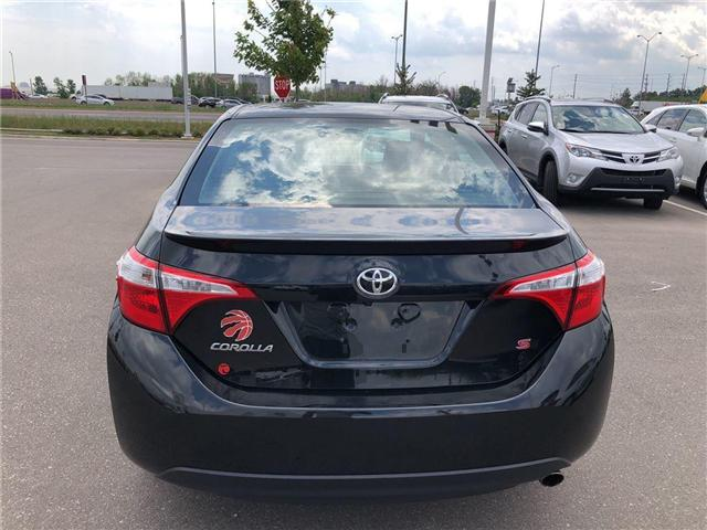 2015 Toyota Corolla S (Stk: D181914A) in Mississauga - Image 6 of 17