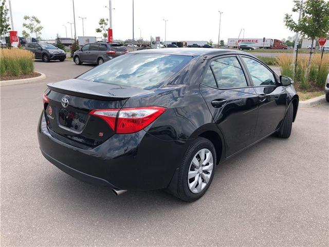 2015 Toyota Corolla S (Stk: D181914A) in Mississauga - Image 7 of 17