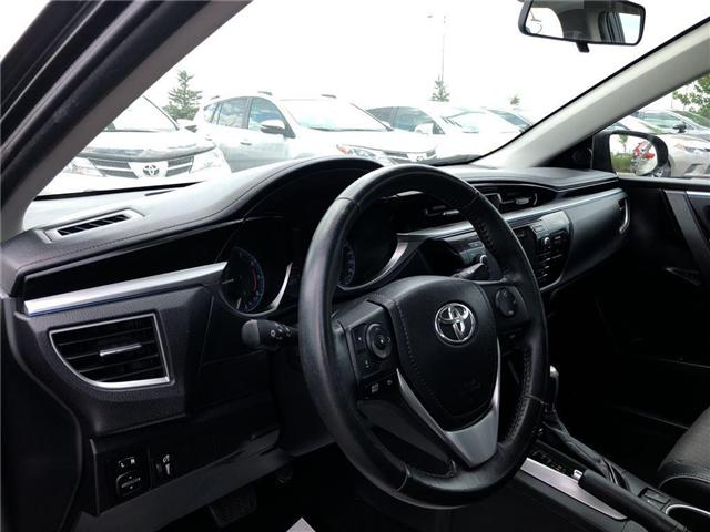 2015 Toyota Corolla S (Stk: D181914A) in Mississauga - Image 11 of 17