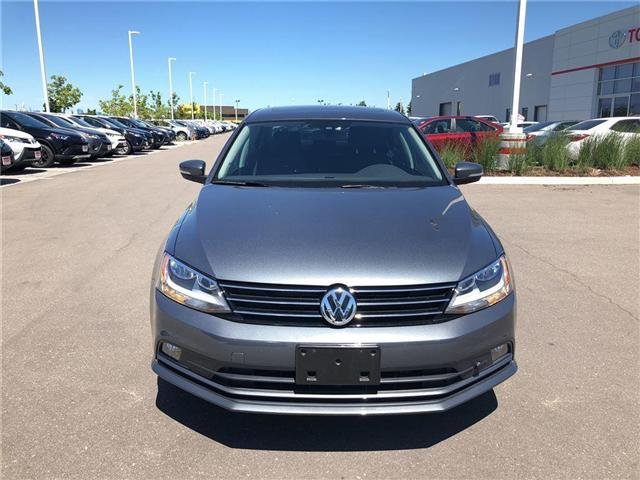 2016 Volkswagen Jetta 1.8 TSI (Stk: D182190A) in Mississauga - Image 2 of 19