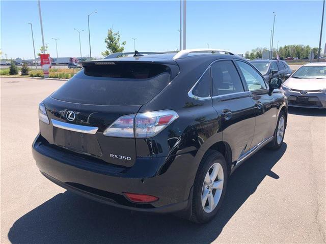 2011 Lexus RX 350 Base (Stk: D181893A) in Mississauga - Image 7 of 18