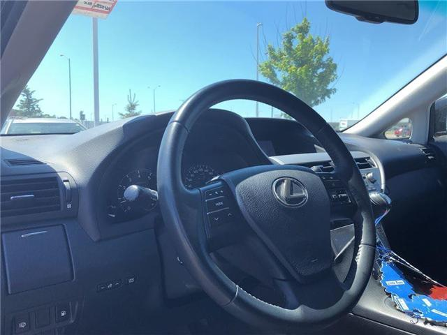 2011 Lexus RX 350 Base (Stk: D181893A) in Mississauga - Image 11 of 18