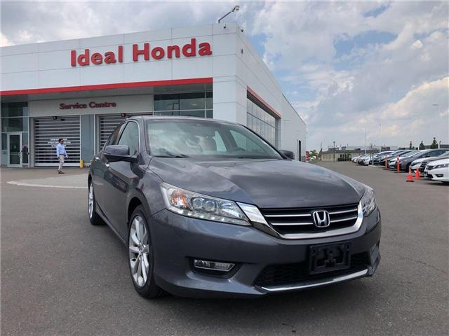 2013 Honda Accord Touring (Stk: I180816A) In Mississauga   Image 1 Of 5 ...