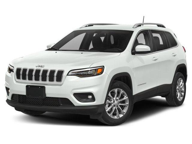 2019 Jeep Cherokee North (Stk: K119400) in Surrey - Image 1 of 9