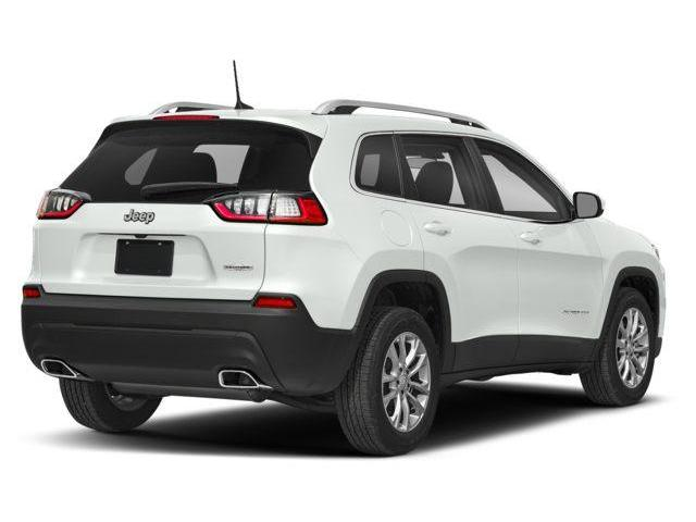 2019 Jeep Cherokee North (Stk: K119400) in Surrey - Image 3 of 9
