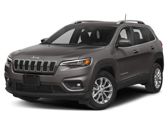 2019 Jeep Cherokee North (Stk: K274713) in Surrey - Image 1 of 9