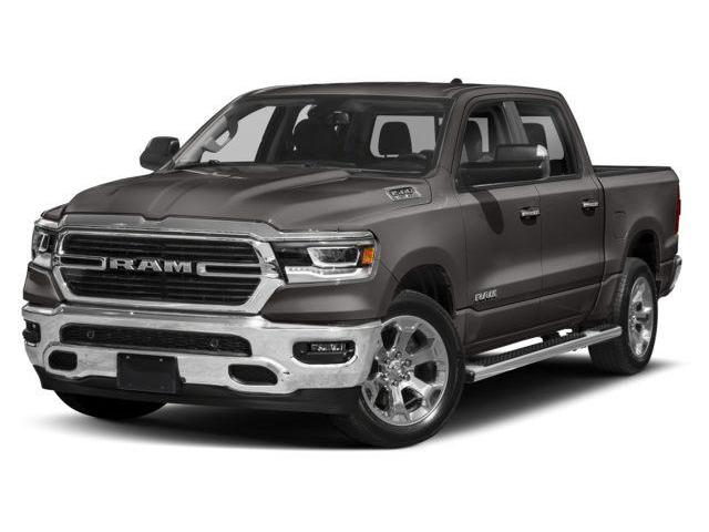 2019 RAM 1500 Big Horn (Stk: K527806) in Surrey - Image 1 of 9