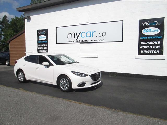 2014 Mazda Mazda3 GS-SKY (Stk: 181108) in North Bay - Image 2 of 13