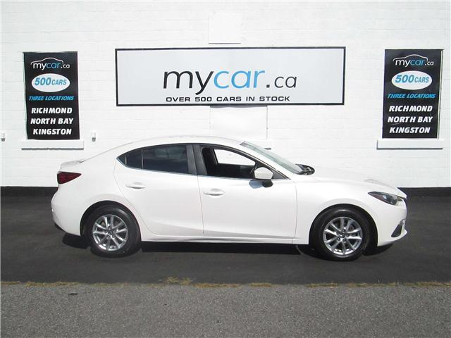 2014 Mazda Mazda3 GS-SKY (Stk: 181108) in North Bay - Image 1 of 13