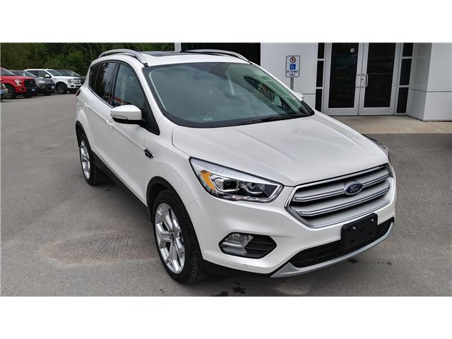2018 Ford Escape Titanium (Stk: ES1072) in Bobcaygeon - Image 2 of 27