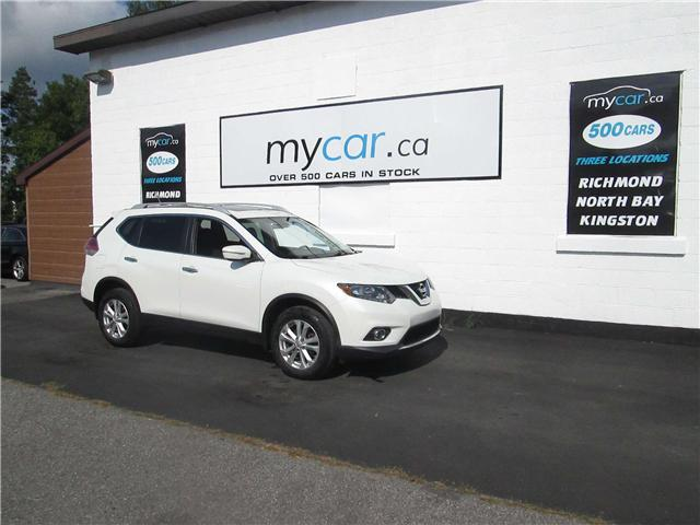 2014 Nissan Rogue SV (Stk: 181197) in Richmond - Image 2 of 14