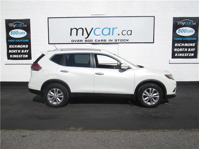 2014 Nissan Rogue SV (Stk: 181197) in Richmond - Image 1 of 14