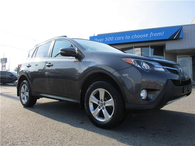 2015 Toyota RAV4 XLE (Stk: 181019) in Kingston - Image 1 of 14