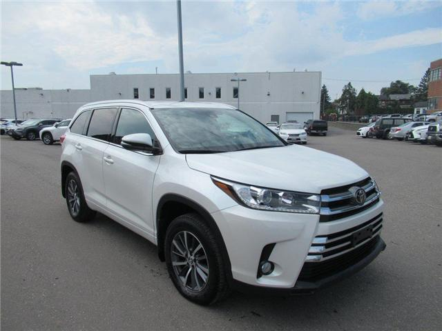 2017 Toyota Highlander XLE (Stk: L11813A) in Toronto - Image 1 of 19