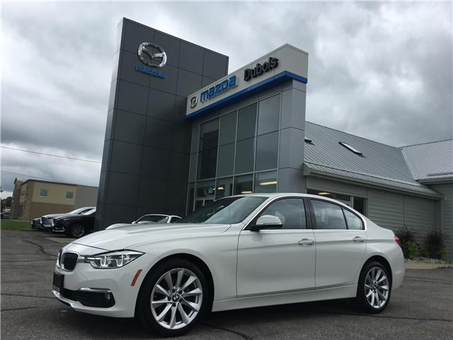 2017 BMW 320I XDRIVE  (Stk: UC5693) in Woodstock - Image 1 of 26