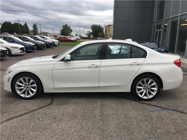 2017 BMW 320I XDRIVE  (Stk: UC5693) in Woodstock - Image 2 of 26