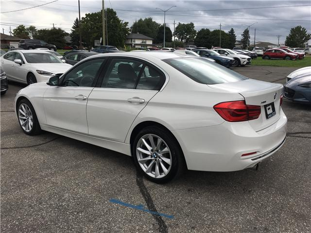 2017 BMW 320I XDRIVE  (Stk: UC5693) in Woodstock - Image 3 of 26