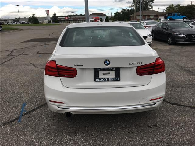 2017 BMW 320I XDRIVE  (Stk: UC5693) in Woodstock - Image 4 of 26