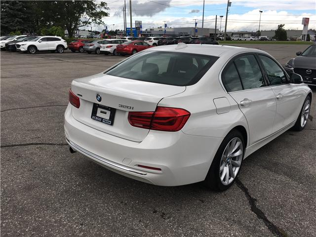 2017 BMW 320I XDRIVE  (Stk: UC5693) in Woodstock - Image 5 of 26