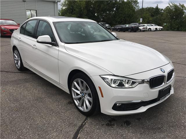 2017 BMW 320I XDRIVE  (Stk: UC5693) in Woodstock - Image 7 of 26
