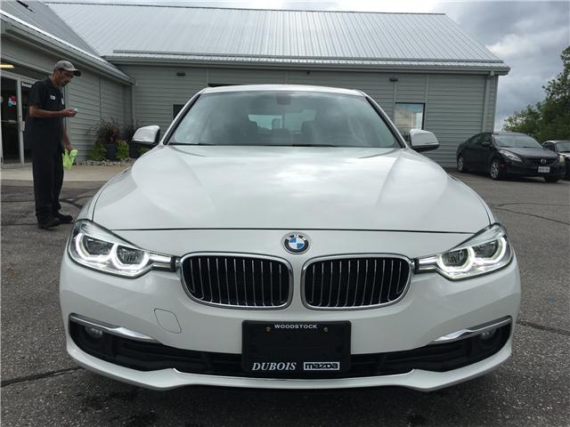 2017 BMW 320I XDRIVE  (Stk: UC5693) in Woodstock - Image 8 of 26