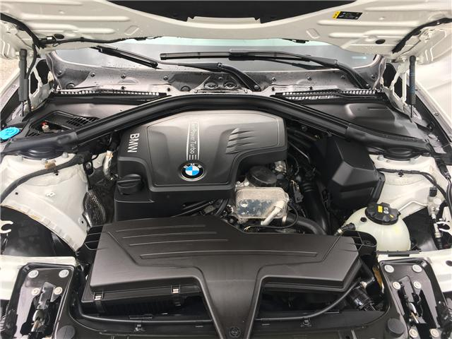 2017 BMW 320I XDRIVE  (Stk: UC5693) in Woodstock - Image 11 of 26