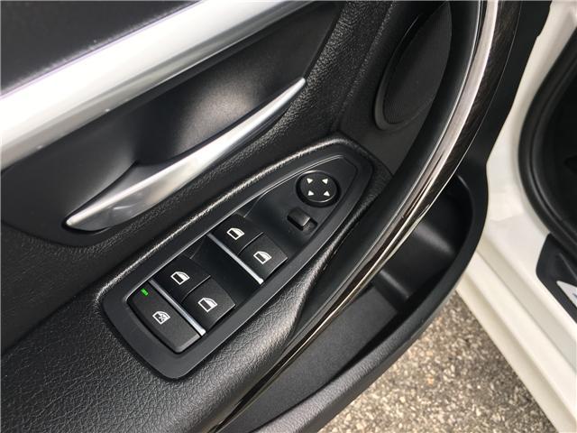 2017 BMW 320I XDRIVE i xDrive (Stk: UC5693) in Woodstock - Image 15 of 26