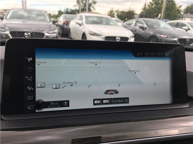 2017 BMW 320I XDRIVE i xDrive (Stk: UC5693) in Woodstock - Image 17 of 26