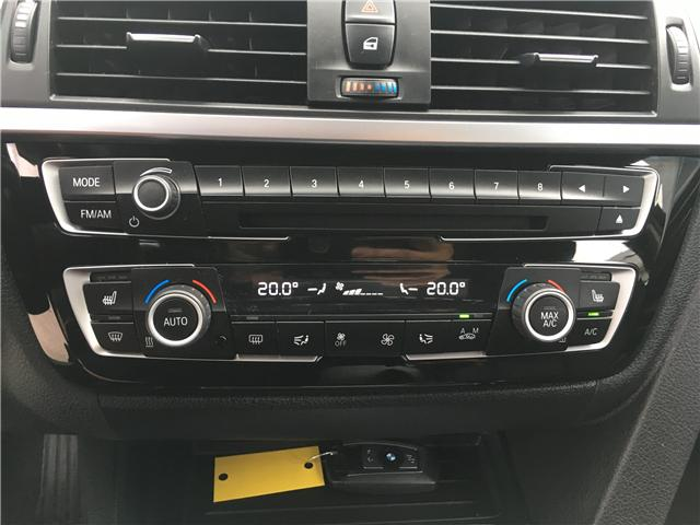 2017 BMW 320I XDRIVE i xDrive (Stk: UC5693) in Woodstock - Image 18 of 26