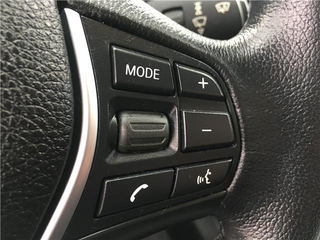 2017 BMW 320I XDRIVE i xDrive (Stk: UC5693) in Woodstock - Image 21 of 26
