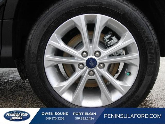 2018 Ford Escape SE (Stk: 18ES137) in Owen Sound - Image 9 of 15