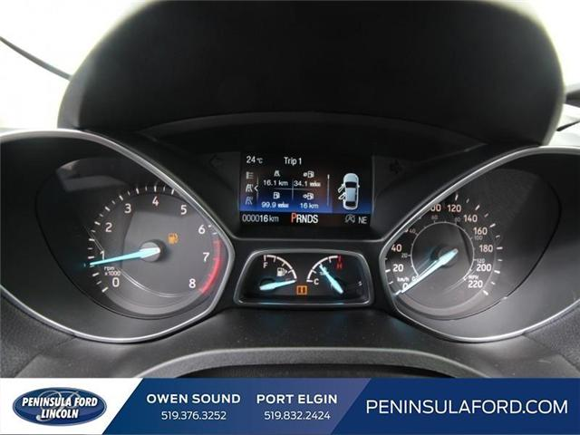 2018 Ford Escape SE (Stk: 18ES137) in Owen Sound - Image 12 of 15