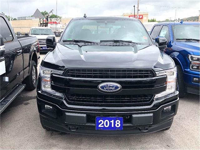2018 Ford F-150 Lariat (Stk: IF18440) in Uxbridge - Image 2 of 5